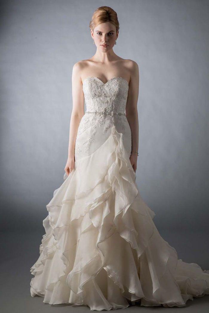 The 105 best Edgy wedding dresses images on Pinterest   Wedding ...