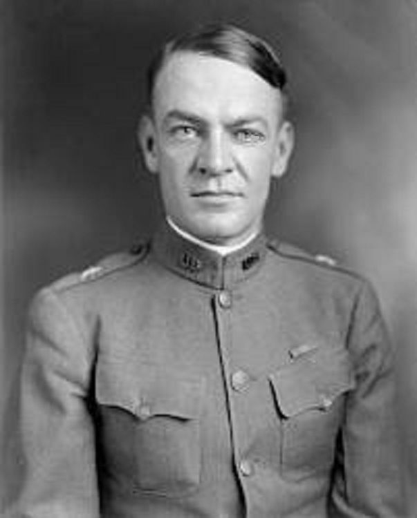 """Hugh Samuel """"Iron Pants"""" Johnson (August 5, 1881 – April 15, 1942) American Army officer, businessman, speech writer, government official and newspaper columnist. As a Captain, Johnson helped co-author the regulations implementing the Selective Service Act of 1917. As a Brigadier General, Johnson was appointed Director of the Purchase and Supply Branch of the General Staff in April 1918."""