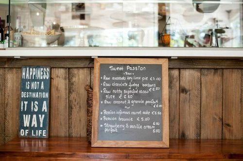 Nice Spot: Passion Ibiza. Healthy cafe at 3 locations on Ibiza.