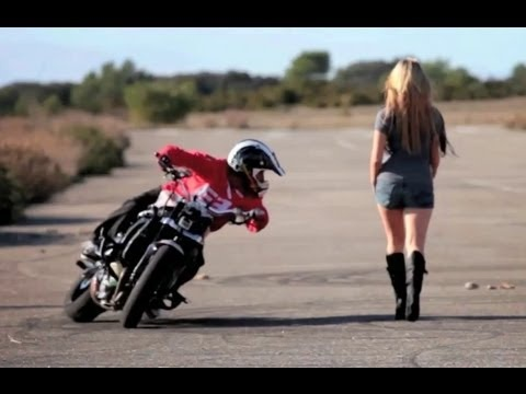 motorcycle drifting