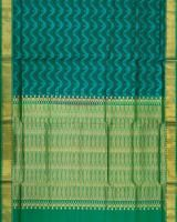 Venkatagiri Pure Silk Saree Mustered Shade | venkatagiri silk sarees | APCO - Andhra Pradesh State Handloom Weavers Cooperative Society Ltd.