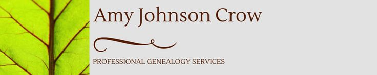 4 Things To Do When Using a Genealogy Database - Amy Johnson CrowAmy Johnson Crow