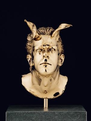 Jan Fabre Bronze Waxes - Zelfportret