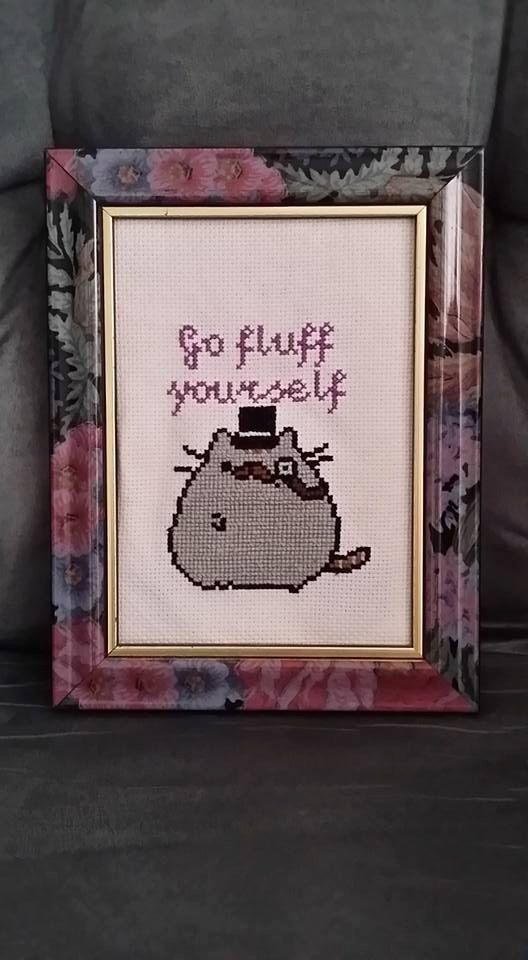313 best Cross Stitch - Phrases and Sayings images on Pinterest ...