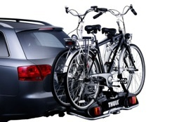 Thule Europower 916 electric bike rack for cars