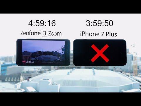 ASUS ZenFone 3 Zoom, iPhone 7 Plus'ı pil testinde ezdi geçti.    ASUS ZenFone 3 Zoom ve iPhone 7 Plus'ın karşılaştırıldığı bir video yayınlandı. Tabi ki de bu karşılaştırma ZenFone 3 Zoom'un oldukça etkileyici bataryasına karşı yapıldı. Her iki cihaz, üç teste tabi tutuldu....   http://havari.co/asus-zenfone-3-zoom-iphone-7-plusi-ezdi-gecti/
