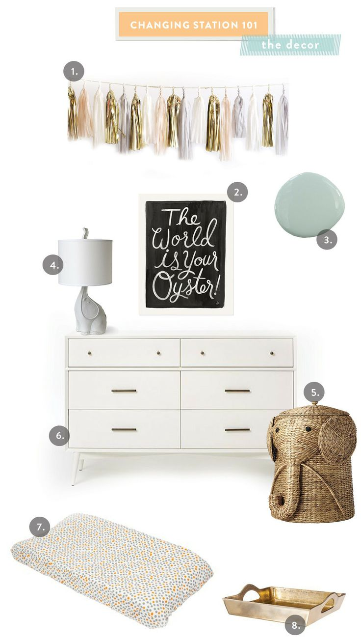 Nursery Inspiration with The Honest Company  Read more - http://www.stylemepretty.com/living/2013/09/26/nursery-inspiration-with-the-honest-company/