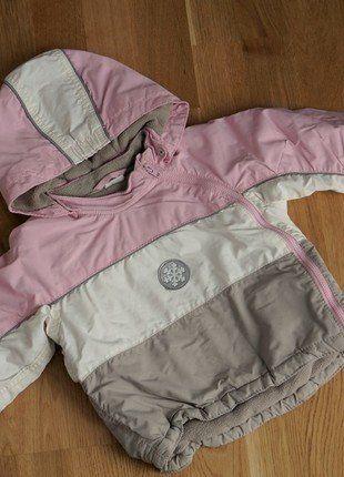 Kaufe meinen Artikel bei #Mamikreisel http://www.mamikreisel.de/kleidung-fur-madchen/outdoorbekleidung-jacken/34741507-winterjacke-rosa-80-hm