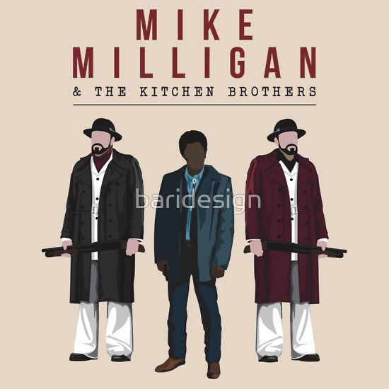 Mike Milligan & The Kitchen Brothers! FARGO