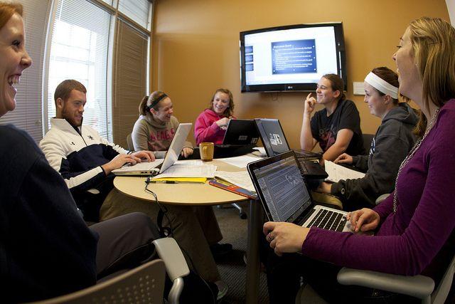 University Of Dayton Library Study Rooms