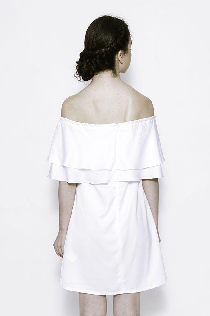 Scarlett Off Shoulder Dress by kim.