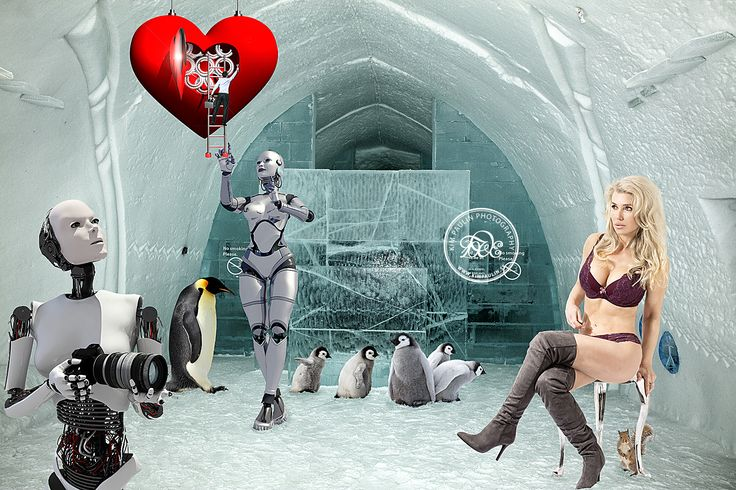 fotosession @ the icehotel - Never be afraid to give up the good to go for the great