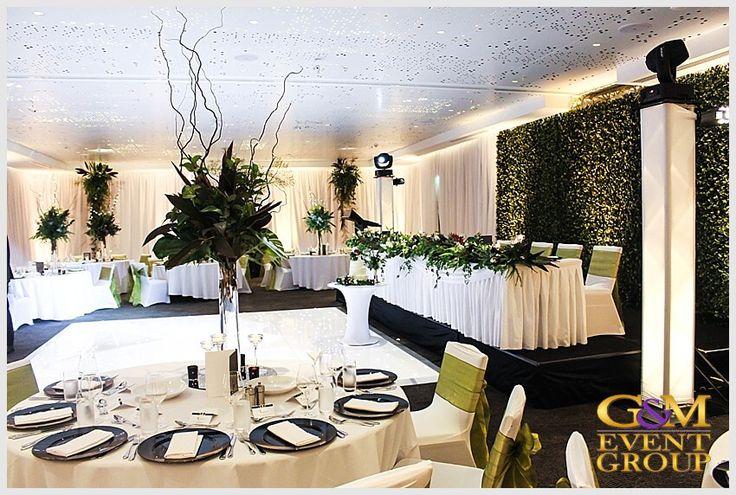 Gold Coast Wedding - G&M Event Group Magnifique Dream Hilton Surfers Paradise | #GMEventGroup #MCGlennMackay #DJBenShipway #Uplighting #EventLighting #RainforestTheme #Mood Towers