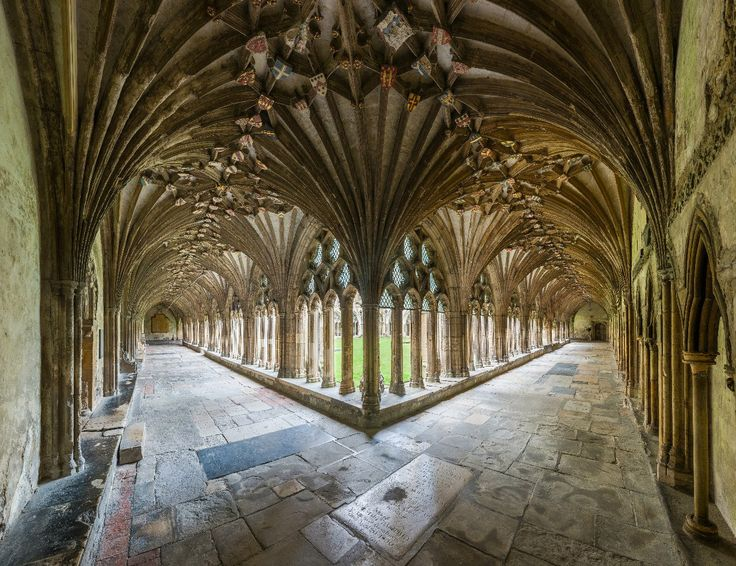 Photo of Canterbury Cathedral (Canterbury Cathedral …