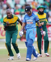 South Africa won 2-0 against India in ODI series