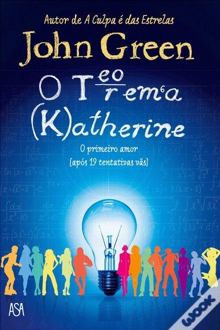 Love Peace and Write: O Teorema de Katherine de John Green (Divulgação) Sinopse Dezanove foram as vezes que Colin se apaixonou. Das dezanove vezes a rapariga chamava-se Katherine. Não Katie ou Kat, Kittie ou Cathy, e especialmente não Catherine, mas KATHERINE. E das dezanove vezes, levou com os pés.