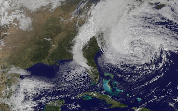 'The New York Times' and 'Wall Street Journal' are suspending their paywalls for the duration of Hurricane Sandy.