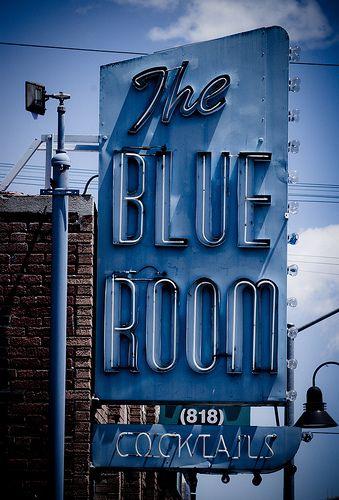 The Blue Room - Ruth Burts Interiors