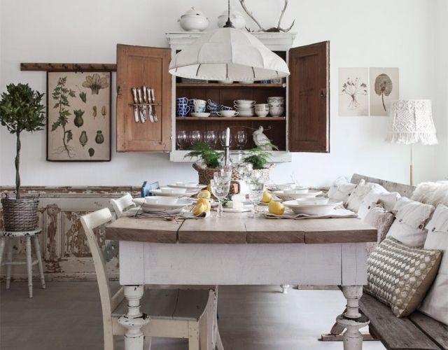 Les Meilleures Idées De La Catégorie Table Rectangulaire Bois - Table 140x140 avec rallonge pour idees de deco de cuisine