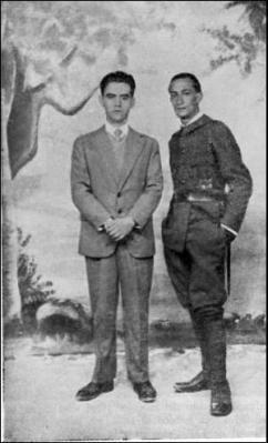 Dalí yGarcía Lorca