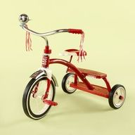 Tricycle, 1950's