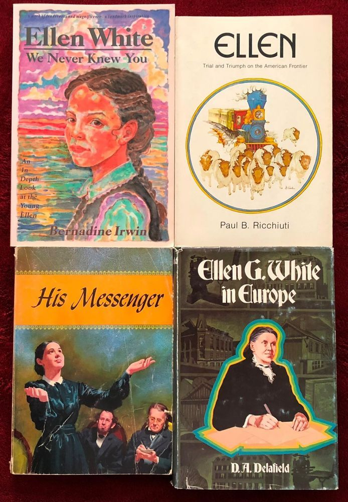 ellen g white books pdf
