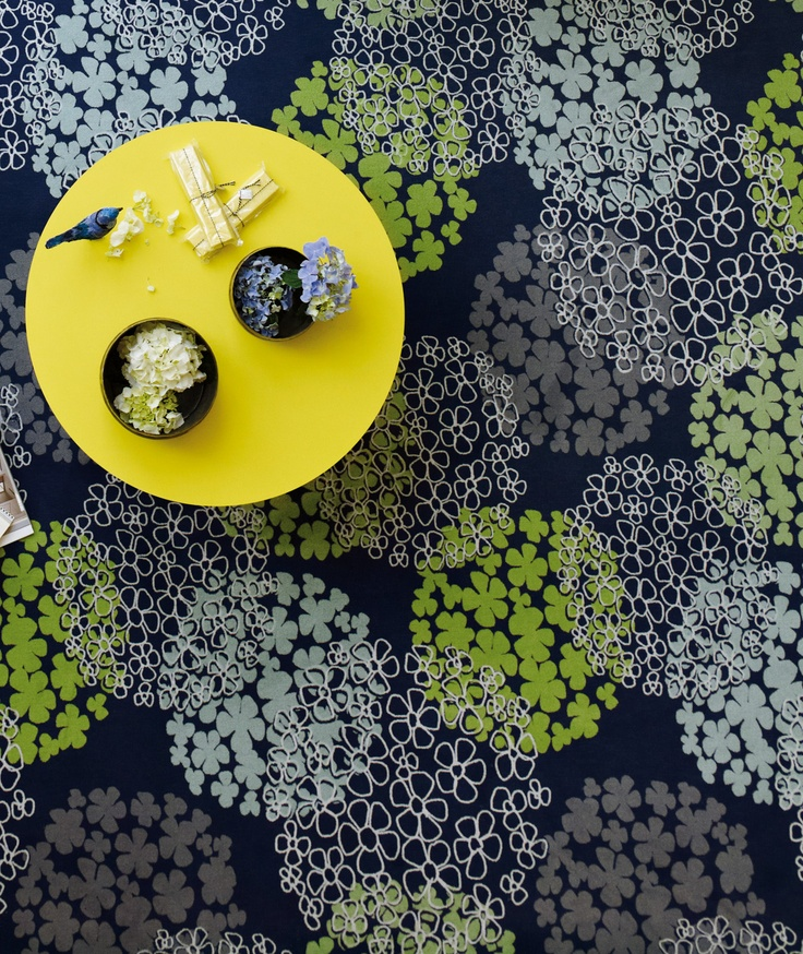 Amazing carpets by German brand Vorwerk - as spotted on The Lifestyle Editor blog