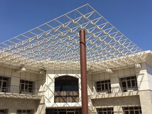 Space frames structure formsandstructures pinterest for Spaces architecture studio delhi