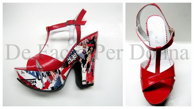 De Facto Per Donna Shoes : Spring/Summer Collection 2012