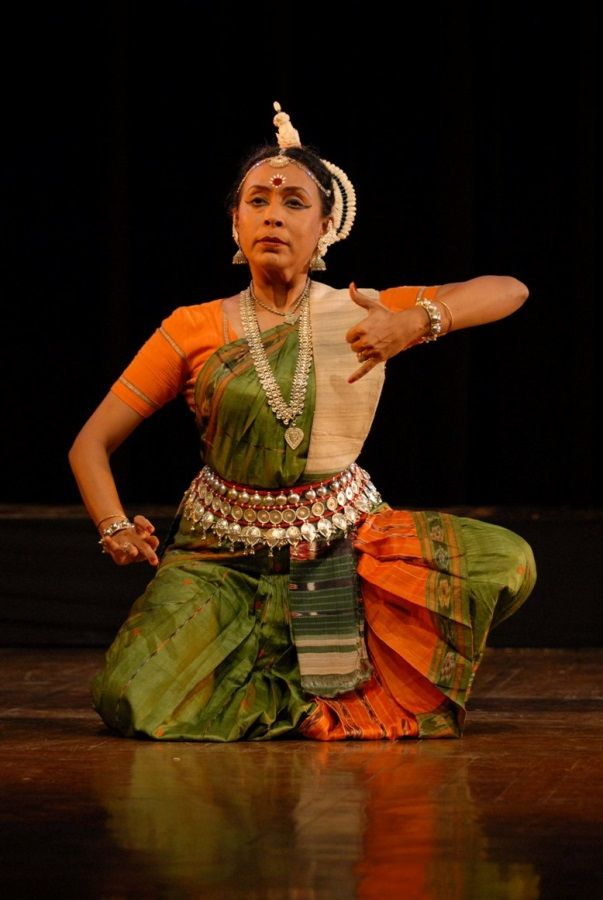 Jhelum Paranjape and the Art of Odissi Dance