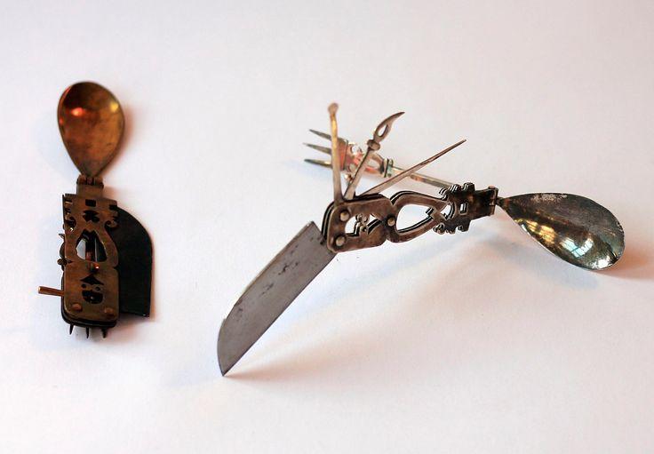 20 Best Roman Multi Tool Images On Pinterest Fork