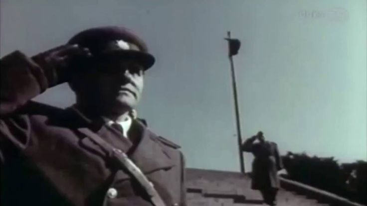 National Anthem of Czechoslovakia played at the funeral of Klement Gottwald in 1953.
