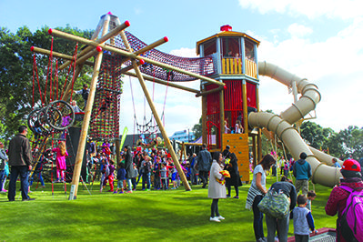 The ultimate playlist: Top playground trends for 2017. #playground #outdoorfun #playgrounddesign #playgroundstructures #outdoorplaygroundequipment