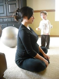 Movements and positions to help get baby into the right position for birth.