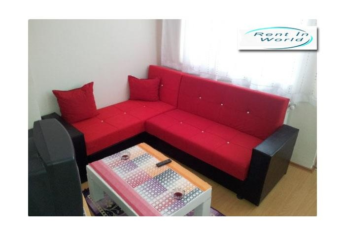 Furnished Apartment in Fatih Aksaray 3 person capacity daily 75 Dolar