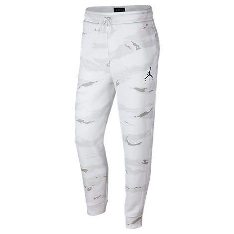 NIKE MEN S JORDAN SPORTSWEAR JUMPMAN CAMO (GREEN) JOGGER PANTS.  nike  cloth 98404b71eea3