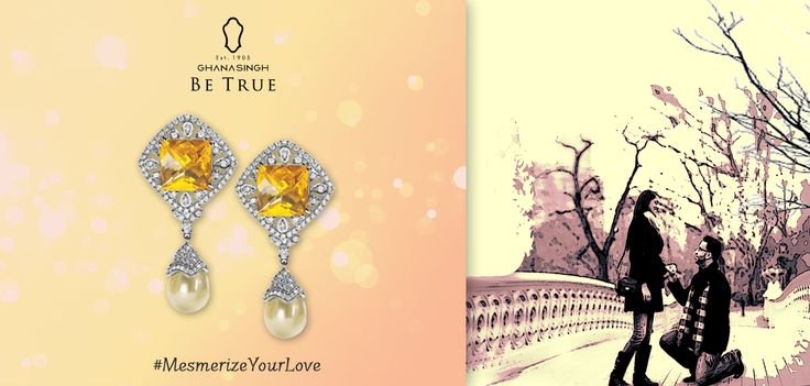 Turn back the clock,  Think back to your first date, and take him to the same place. #MesmerizeYourLove