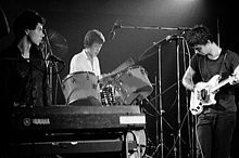 Talking Heads hired five additional musicians for the Remain in Light promotional tours.