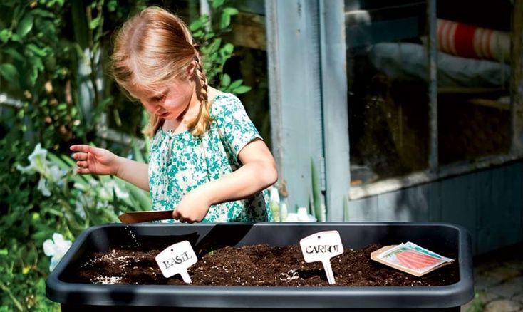 Jak stworzyć warzywnik na balkonie?   Design Blog Make It Home I how to plant your own plant on your balcony? I elho