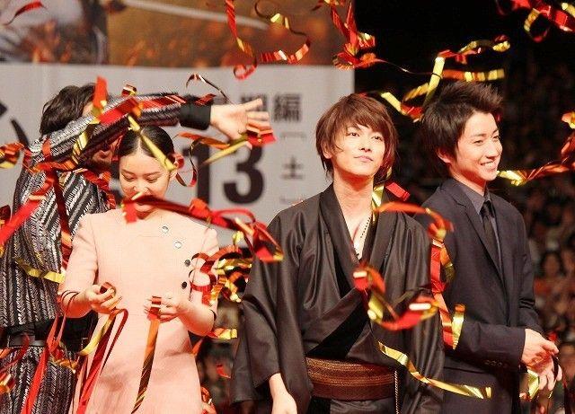 佐藤健「激し過ぎでしょ!」 ついに完成「るろ剣」新作をファン4000人熱烈歓迎 - 画像15