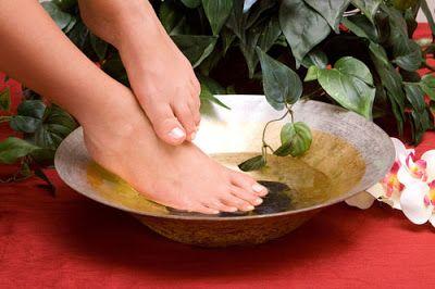 mucize iksirler: topuk çatlakları için doğal formül - suna dumankay...