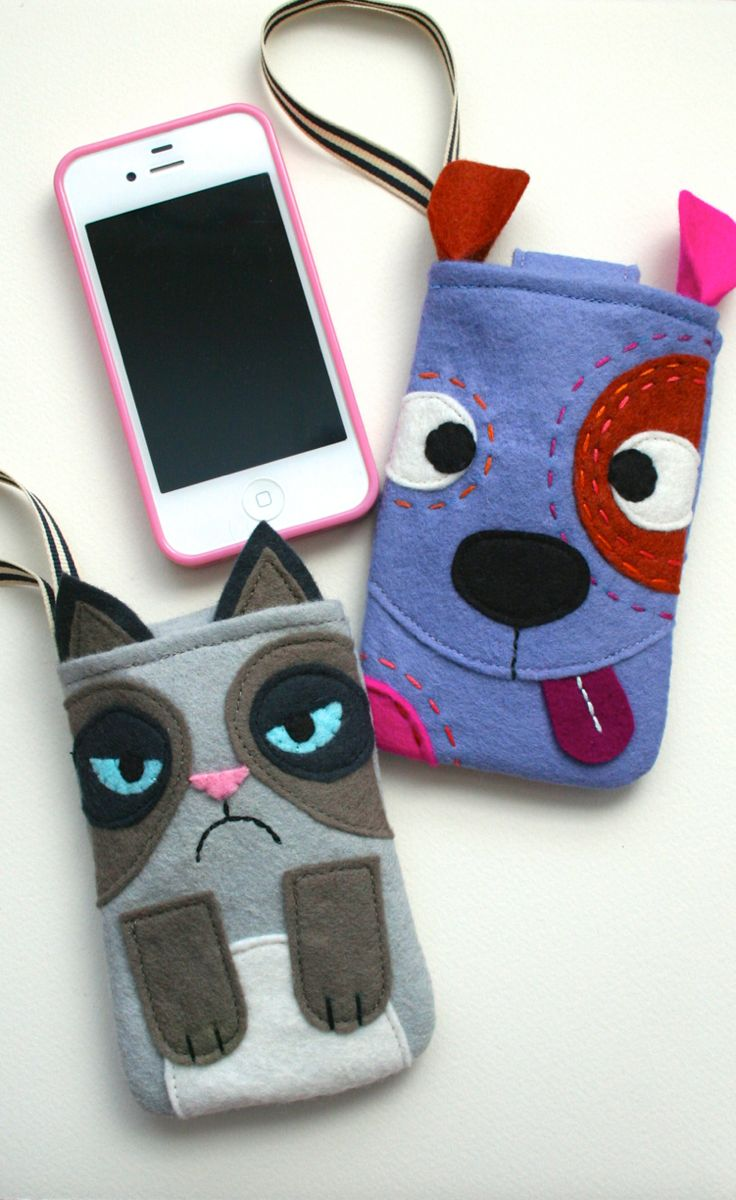 dog and cat gadget cozies