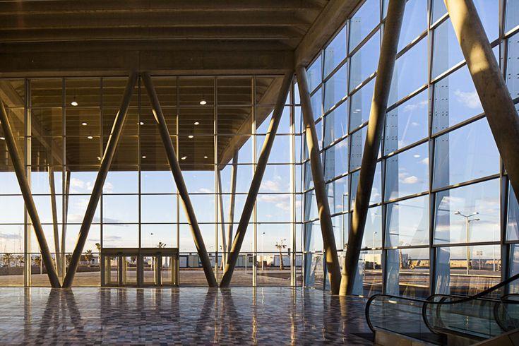 Premios Arquitectura en Vidrio 2015 | Estación Marítima del Puerto de Denia