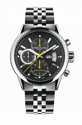 Sydney Jewellers, Raymond Weil Watch, $3995, Shop 35, Ground Floor, QVB.