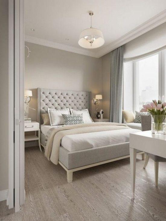 Неоклассика в интерьере спальни