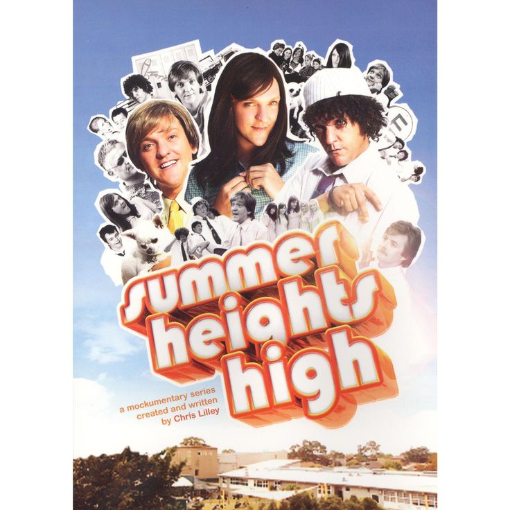 Summer Heights High [WS] [2 Discs]