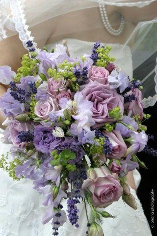 924 Best Purple Lavender Wedding Flowers Images On Pinterest