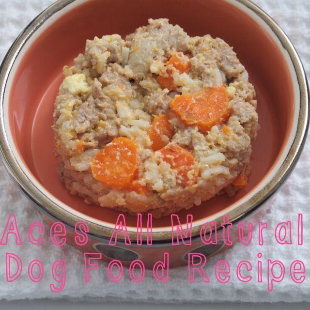 46 best homemade dog food images on pinterest homemade dog food homemade dog food recipe forumfinder Images
