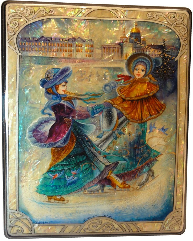 """St. Petersburgs' Fairy Tale"" by Abramova"