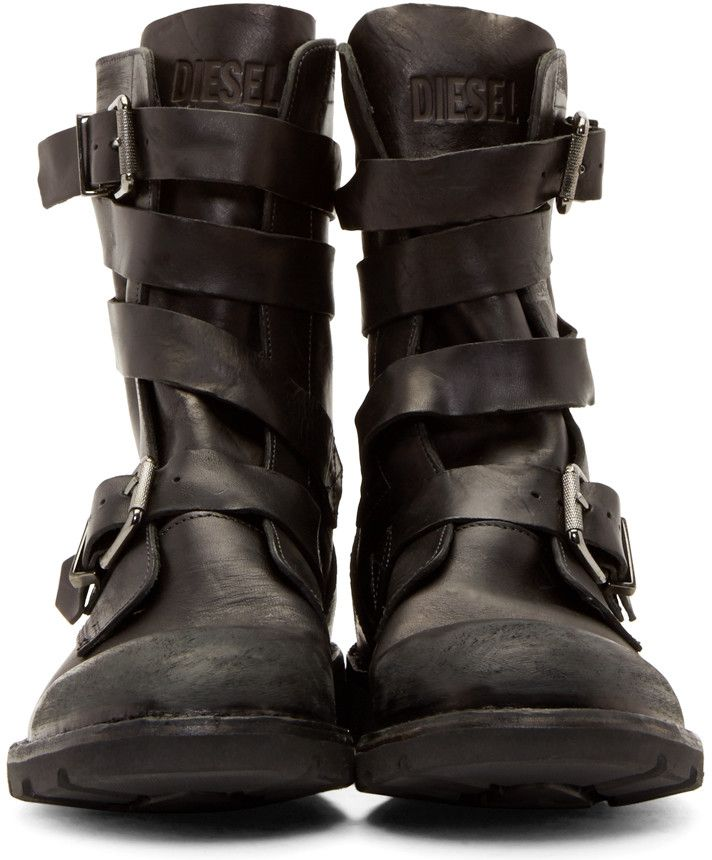 In Men Shoes How About Boots